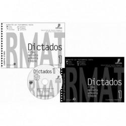 DICTADOS 1. Ritmo, Melodía,...