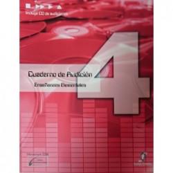 Cuaderno de Audición 4 -...