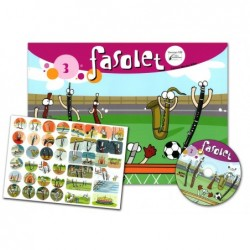 LIBRO FASOLET 3 + CD...