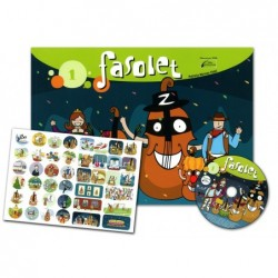 LIBRO FASOLET 1 + CD...
