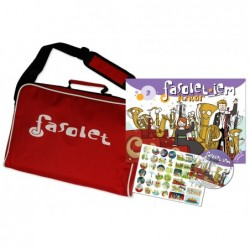LIBRO FASOLET JUNIOR2 + CD...