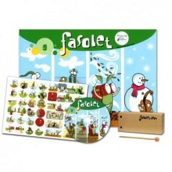 LIBRO FASOLET 0 + CD...
