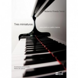 TRES MINIATURAS para Piano...