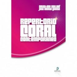 Repertorio Coral Contemporaneo